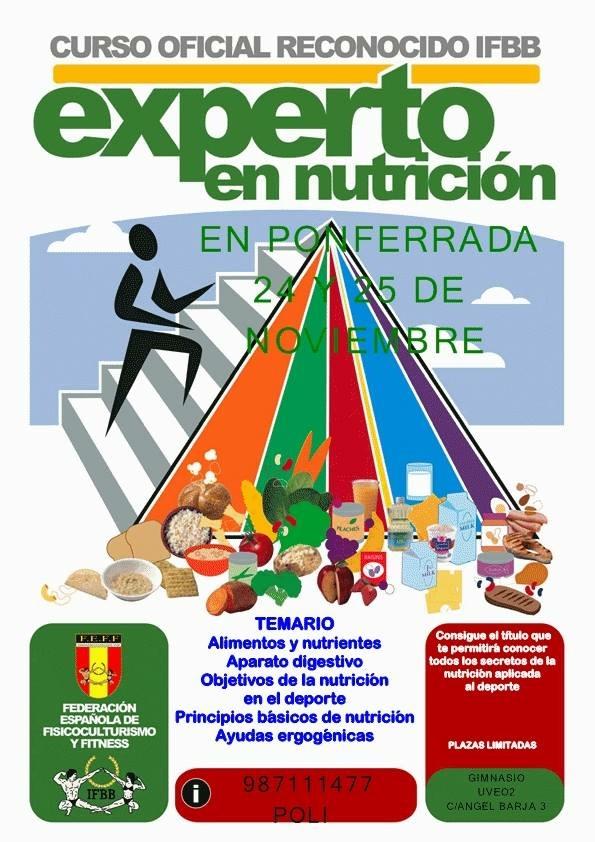 nutricion 24 25 nov